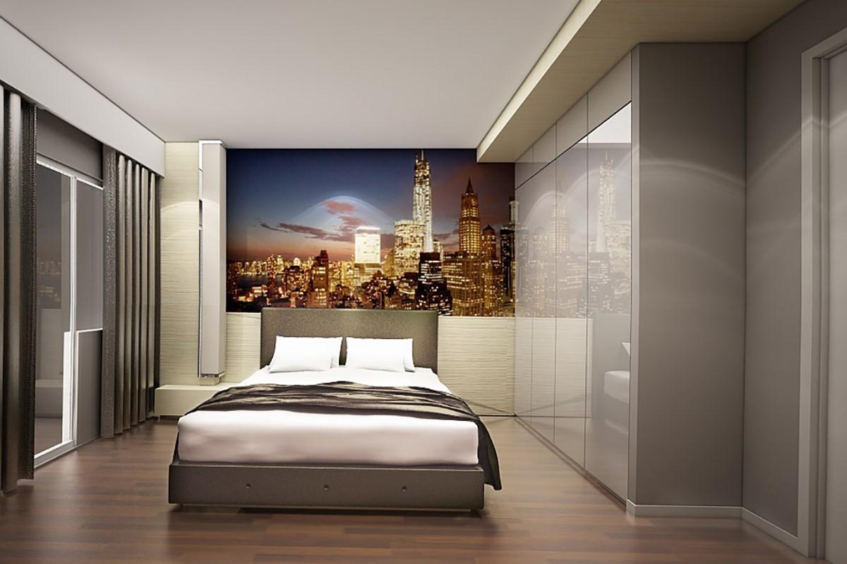 phòng ngủ lotus view
