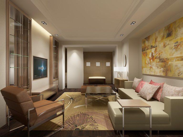 nội thất căn hộ Chánh Hưng