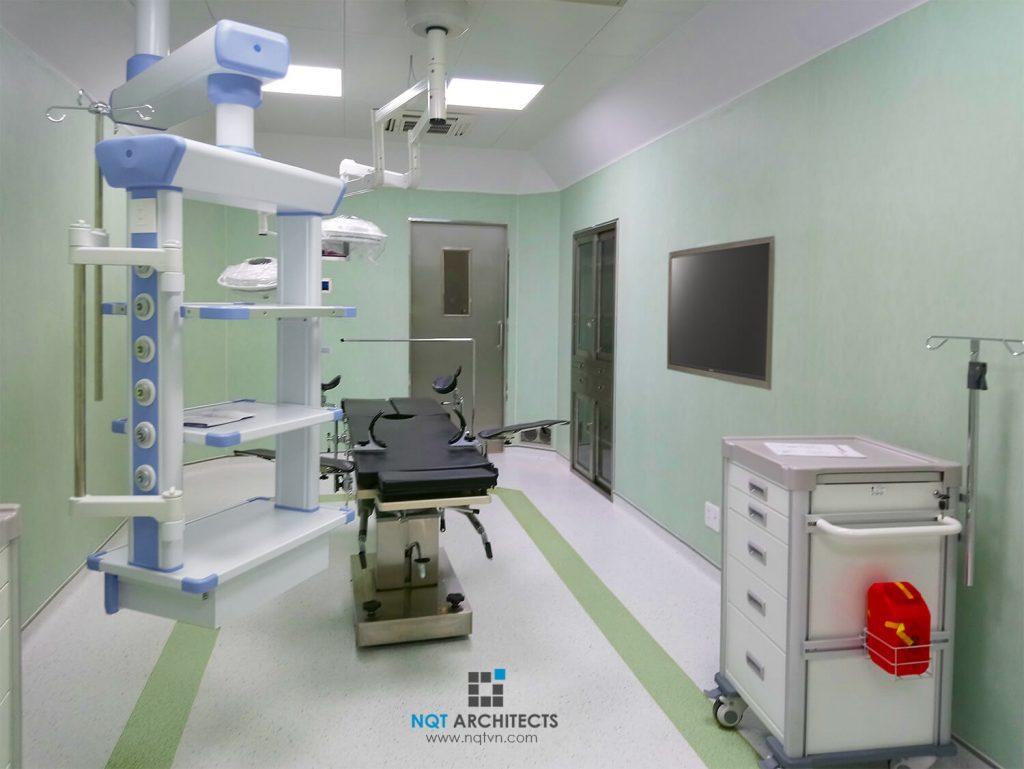 Phòng mổ bệnh viện DNA